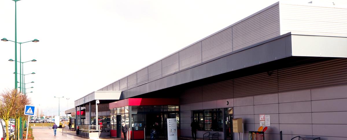 Parking.ai Aéroport Beauvais